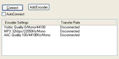 How do I: Setup Oddcast dsp v3 - Knowledgebase - Zoe
